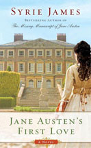 Jane Austen's First Love Cover Image